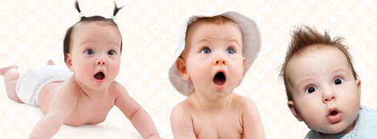 The Baby Show is back from 22 to 24 August 2014