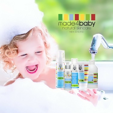 Made4Baby & Made4Kids Natural Skincare