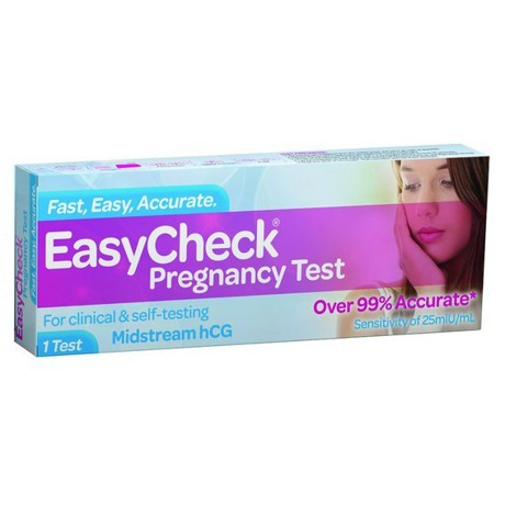 EasyCheck Pregnancy Tests