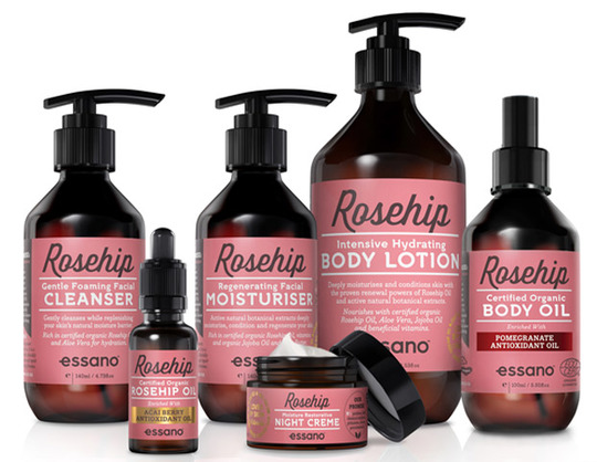 Rosehip by essano: Add the benefits of Rosehip to your shopping list