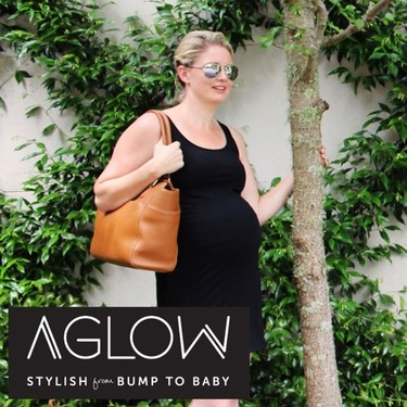 AGLOW - stylish from bump to baby