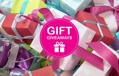 Gift Giveaways