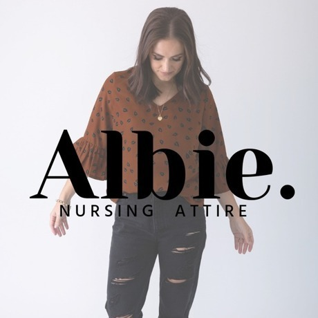 Albie Nursing Attire