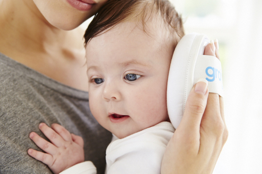 Cruisy Baby introduces the Gro Hush Baby Calmer from the leading safer sleep brand, The Gro Company