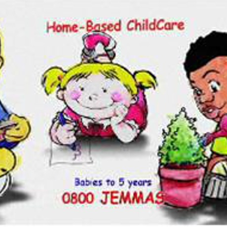 Jemma's home-based Education and Childcare