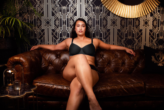 Real curves embrace Hotmilk Lingerie's latest collection