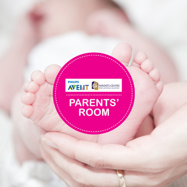 Philips Avent & Parents Centre Parents' Room
