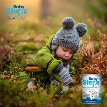 Baby Steps Goat Toddler Milk Drink