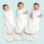 ErgoPouch Swaddle & Sleeping Bag Range